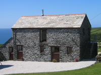 Hayloft Barn - Boscastle